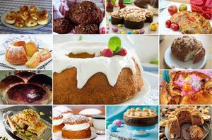 10 wielkanocnych słodkości z europejskich krajów [fot. collage Senior.pl]