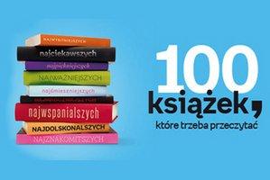 100 książek, które trzeba przeczytać - zagłosuj i wybierz [fot. Empik]