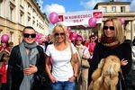 14 Marsz Różowej Wstążki przeszedł przez stołeczne ulice [fot. Wielka Kampania Życia]