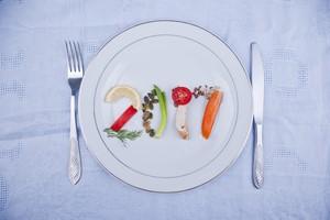 2017: zdrowe noworoczne postanowienia Polaków [Dieta, © lukatme1 - Fotolia.com]