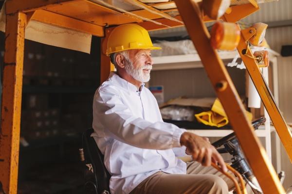 27% Polaków chce pracować na emeryturze [Fot. dusanpetkovic1 - Fotolia.com]