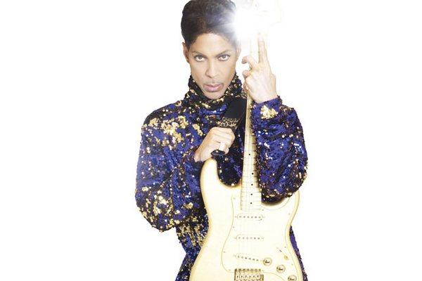 35 starych piosenek Prince'a [Prince fot. Sony Music]