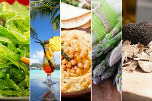 5 kulinarnych specja��w, kt�rych musisz skosztowa� [fot. collage Senior.pl]
