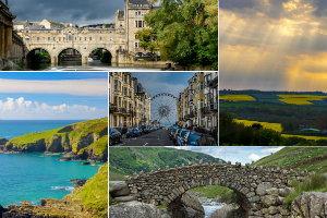 5 miejsc, które powinieneś zobaczyć, odwiedzając Wielką Brytanię  [fot. collage Senior.pl]