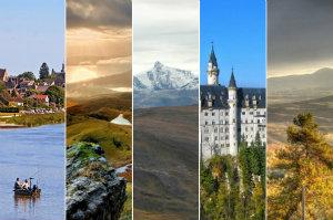 5 miejsc w Europie najpiękniejszych jesienią [fot. Pixabay]