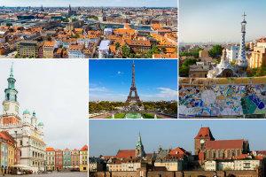 5 propozycji na Wielkanocny wyjazd [fot. collage Senior.pl]