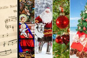 5 zadziwiających faktów o tradycjach Bożego Narodzenia - sprawdź czy je znasz [fot. collage Senior.pl]