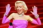 Marylin Monroe, fot. jest kadem z filmu Mężczyźni wolą blondynki, PD