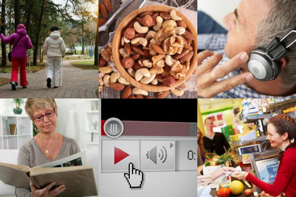 6 łatwo dostępnych sposobów na poprawę humoru [fot. collage Senior.pl / Fotolia]