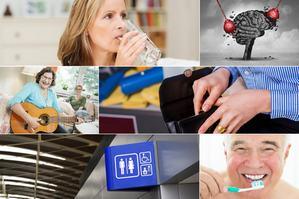 7 dziwnych wskazówek które pomogą zadbać o zdrowie [fot. collage Senior.pl]