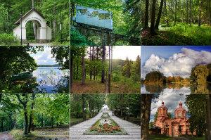 7 najpi�kniejszych tras nordic walking w Polsce [fot. collage Senior.pl]