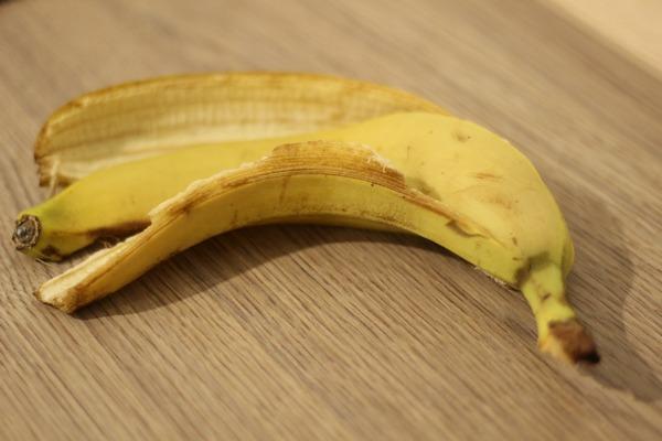 7 niezwykłych zastosowań skóry banana [fot. vicran z Pixabay]