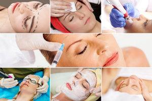 7 skutecznych zabiegów medycyny estetycznej [fot. collage Senior.pl]