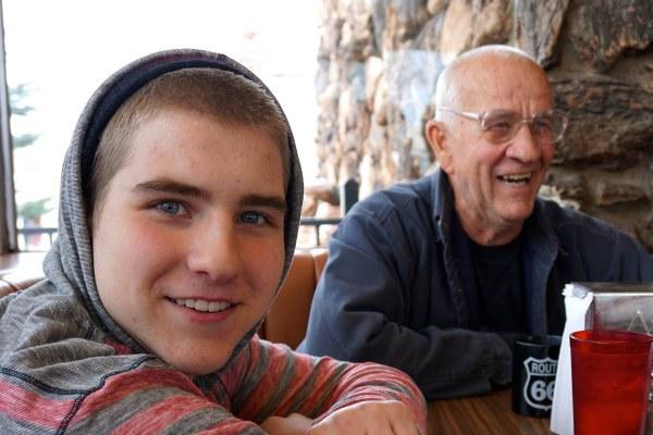 """""""Join Papa"""", czyli aplikacja do... zamawiania wnuków na godziny [Fot. Pixabay.com]"""
