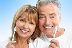 fot. Seniorzy. Lekcje stomatologii