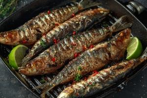 9 powodów, dla których warto włączyć ryby do diety  [Fot. grinchh - Fotolia.com]