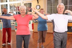 Aerobik spowalnia rozw�j choroby Parkinsona [© sabine hürdler - Fotolia.com]