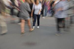 Agorafobia - gdy wyjazd na wakacje napawa lękiem [© yaitza - Fotolia.com]