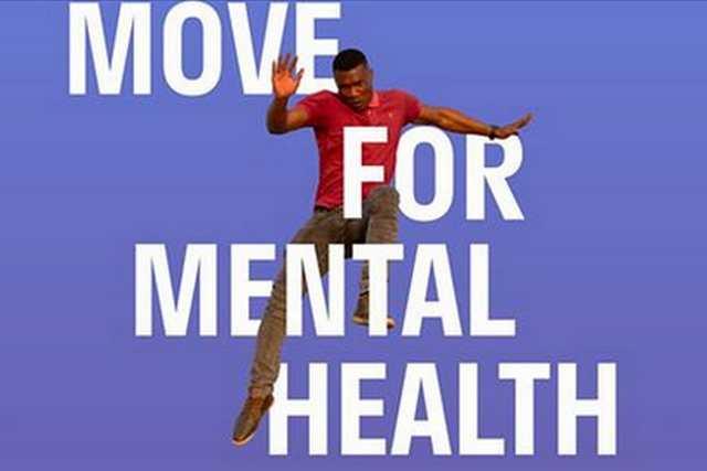 Akcja WHO: wykonaj ruch dla zdrowia psychicznego - #MoveForMentalHealth [fot. MoveforMentalHealth]