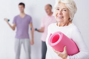 Aktywność fizyczna kluczem do zdrowego starzenia się [© Photographee.eu - Fotolia.com]