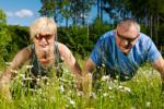 Aktywność fizyczna pomaga zmniejszyć ryzyko choroby Alzheimera [© Kzenon - Fotolia.com]