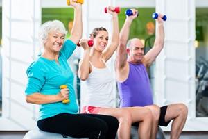 Aktywność fizyczna w średnim wieku zmniejsza ryzyko niewydolności serca [TRening, © Kzenon - Fotolia.com]