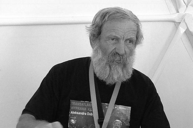 Aleksander Doba nie żyje [fot. Aleksander Doba, fot. Kapitel, CC0, Wikimedia Commons]