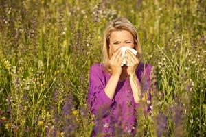 Alergie krzyżowe atakują latem [© absolutimages - Fotolia.com]