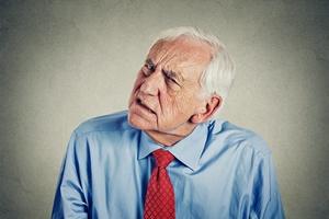 Alzheimer a niedosłuch  [© pathdoc - Fotolia.com]