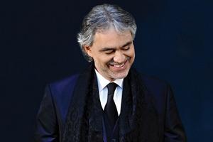 Andrea Bocelli zaśpiewa w Krakowie [Andrea Bocelli fot. Universal Music Polska]