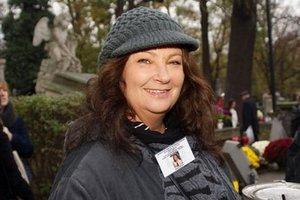 Anna Dymna ko�czy 65 lat [Anna Dymna,fot.: archiwum Fundacji Mimo Wszystko]
