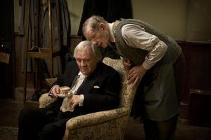 Anthony Hopkins i Ian McKellen wystawiają razem Szekspira [fot. The Dresser]