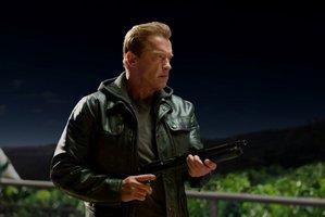 Arnold Schwarzenegger znów Bliźniakiem, Terminatorem i Conanem [Arnold Schwarzenegger fot. UIP]