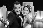 """BAFTA: """"Artysta"""" wygrywa na Wyspach [Jean Dujardin i Bérénice Bejo fot. Forum Film]"""