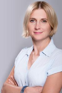 Lek. med. Joanna Pietroń, Fot. materiały prasowe