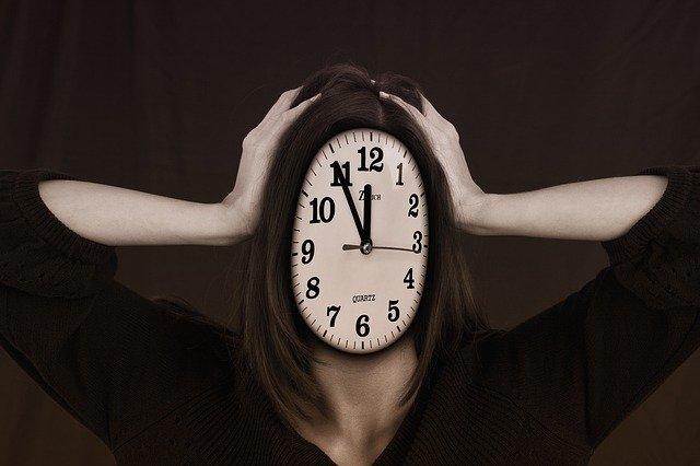 Badania potwierdzają: stres skraca życie [fot. Gerd Altmann from Pixabay]