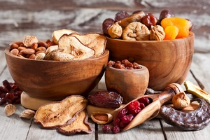 Bakalie na długowieczność. 6 sposobów na zdrowe odżywianie [© karaidel - Fotolia.com]