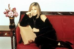 Barbra Streisand przeciwko prezydentowi Trumpowi [Barbra Streisand fot. Sony Music]