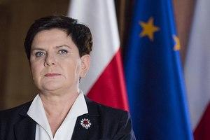 Beata Szydło, fot. P. Tracz / KPRM, PD