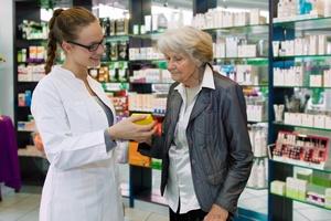 B�d� bezp�atne leki dla Senior�w. Na razie lista specyfik�w ograniczona [© belahoche - Fotolia.com]