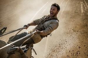 """Ben-Hur"": Szykuje się finansowa klapa? [FILM] [Jack Huston fot. Forum Film]"