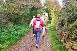 Bezpłatne treningi nordic walking - maszeruj po zdrowie [©  chrisberic - Fotolia.com]