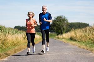 Biegaj. Dzięki temu możesz liczyć na energię młodziaka [© Christian Schwier - Fotolia.com]
