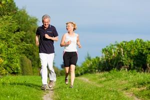 Bieganie - sport dla seniora? [© Kzenon - Fotolia.com]
