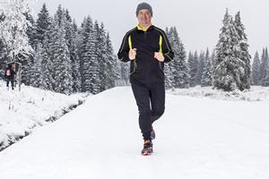 Bieganie jest zdrowe, o ile uprawia się je z umiarem [© Edler von Rabenstein - Fotolia.com]