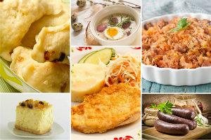 Bigos, schabowy i żurek - kuchnia polska w oczach Polaków [fot. collage Senior.pl/Fotolia.com]