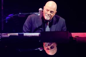 Billy Joel znów został ojcem [Billy Joel fot. Archiwum artysty]