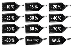 Black Friday i wyprzedaże: jak nie dać się zakupowej gorączce? [Fot. krissikunterbunt - Fotolia.com]