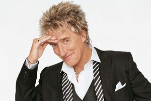 """Blood Red Roses"" - nowy album Roda Stewarta [Rod Stewart fot. Sony BMG]"