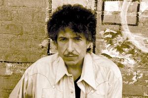 Bob Dylan odebrał Nobla w hotelu [Bob Dylan fot. Sony BMG]